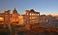 Promenade Nocturne – Visiter Rome de Nuit