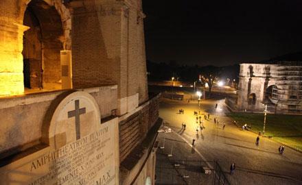 Visite guidée du Colisée – Privée, après les horaires officiels d'ouverture