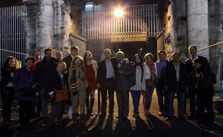 Visite guidée - Colisée au clair de lune