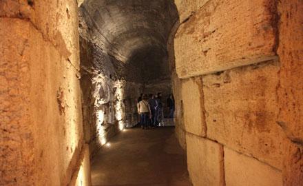 Visiter le Colisée de nuit – Visite privée