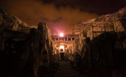 Réservation – Le Colisée et la Rome Antique, visite de nuit