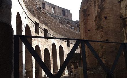 RÉSERVATION COLISÉE (toutes les zones) - Les Donjons du Colisée