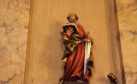 Sur les traces de Saint Paul