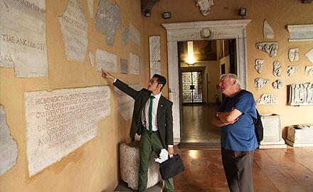 Excursions à Rome pour les fidèles
