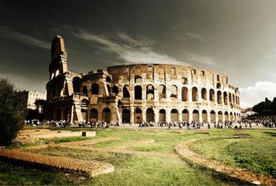 Visite de Rome – Le Colisée