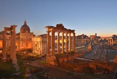 Visite guidée de Rome – découvrez la Rome Baroque de nuit !