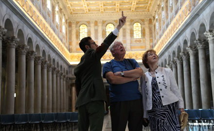 Excursions à Rome – Pèlerinage sur les traces de Saint Paul