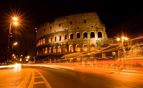 Guide français – Rome Antique