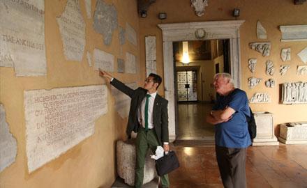 Guides touristiques experts francophones à Rome