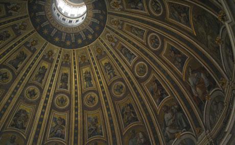 Visite guidée du Vatican – Dome Basilique St Pierre