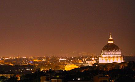 Excursions hors des heures d'ouverture au Vatican - le Vatican de nuit