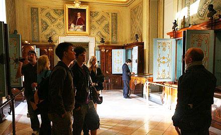 Excursions au Vatican - l'Excursion dans toutes les langues, VIP & coupe file de la Chapelle