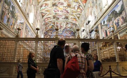 Excursions au Vatican