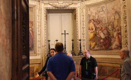 L'Excursion originale, mondialement acclamée, du Vatican