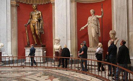 Excursions au Vatican - l'Excursion coupe file originale de la Chapelle Sixtine et du Vatican