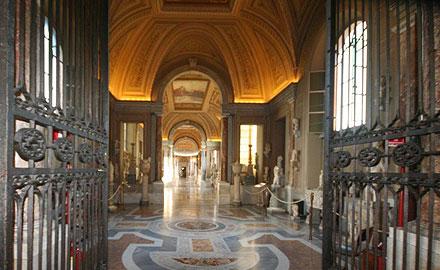 Réservation visite Vatican - l'Excursion originale privée du Vatican à 8:00 le matin