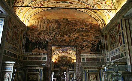 Excursions au Vatican – une visite en français du Vatican en VIP tôt le matin