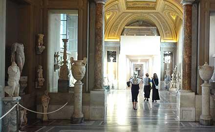 Visite privée du Vatican - Aux Musées du Vatican en Dehors des Heures d'Ouverture avec un guide français